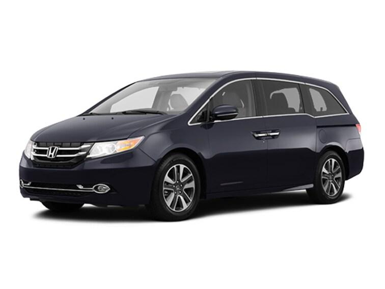 Used 2014 Honda Odyssey Touring Van in Columbia, MO