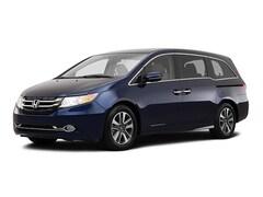 2014 Honda Odyssey Touring Van