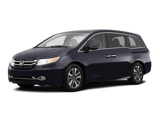 2014 Honda Odyssey Touring Elite Van