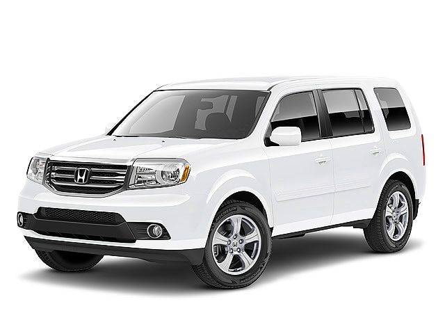 Used 2014 Honda Pilot EX SUV In Patchogue