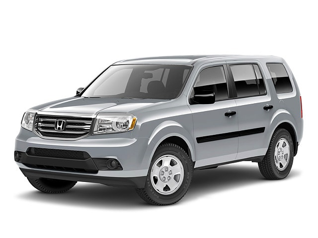 Used 2014 Honda Pilot LX 2WD 4dr In Carson CA