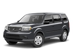 Used 2014 Honda Pilot LX SUV 5FNYF4H21EB018126 in Toledo, OH
