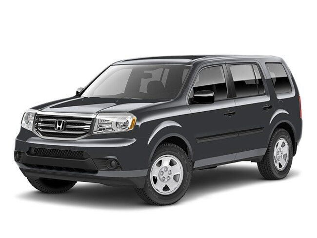 2014 Honda Pilot LX SUV for sale in Sanford, NC at US 1 Chrysler Dodge Jeep