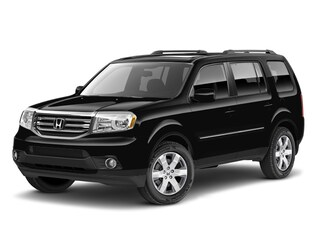 Used 2014 Honda Pilot Touring SUV in Cary, NC near Raleigh