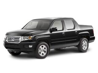 2014 Honda Ridgeline RTS Truck