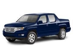 2014 Honda Ridgeline RTS Truck Crew Cab 5 speed automatic