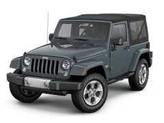 2014 Jeep Wrangler Sahara 4WD SUV