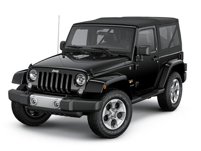 2014 Jeep Wrangler Sahara 4x4 SUV