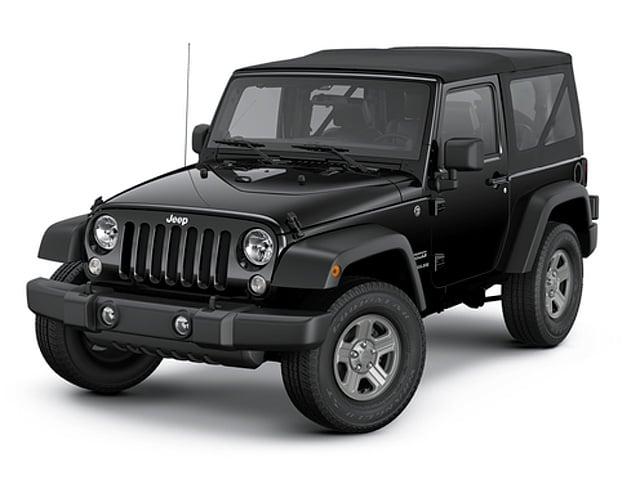 2014 Jeep Wrangler 4WD Sport