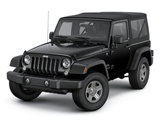 2014 Jeep Wrangler Sport SUV in Exeter NH at Foss Motors Inc
