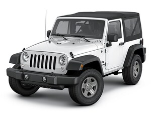 2014 Jeep Wrangler Sport Four Wheel Drive SUV