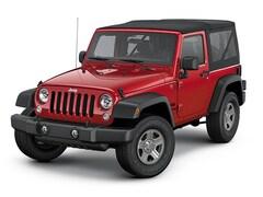 Used 2014 Jeep Wrangler Sport SUV for sale near Asheville