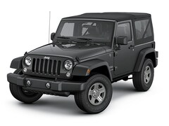 2014 Jeep Wrangler Willys Wheeler 4WD  Willys Wheeler