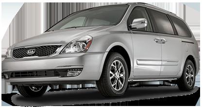 Current 2014 Kia Sedona Van Special Offers