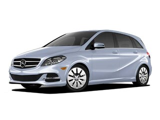 Used 2014 Mercedes-Benz B-Class Electric Drive Hatchback in Belmont