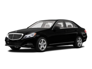 Pre-owned 2014 Mercedes-Benz E-Class Car Fife, WA