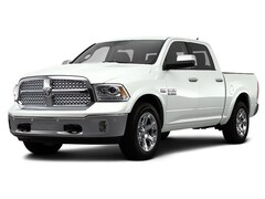 Used 2014 Ram 1500 Laramie Truck Crew Cab 3701A for sale in Cooperstown, ND at V-W Motors, Inc.