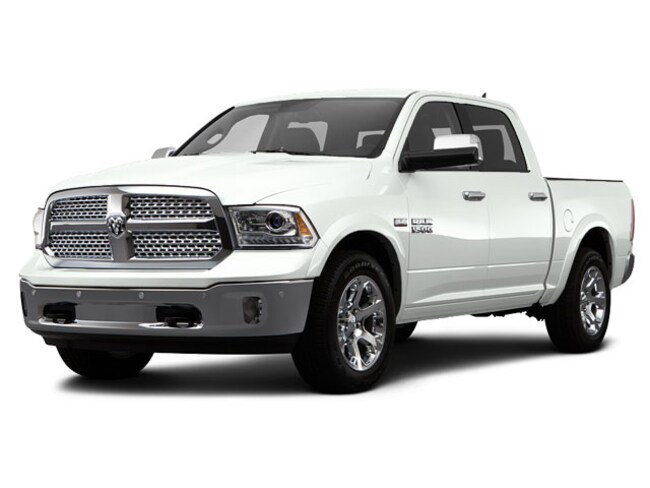Used 2014 Ram 1500 Laramie Truck Crew Cab for sale in Cooperstown, ND