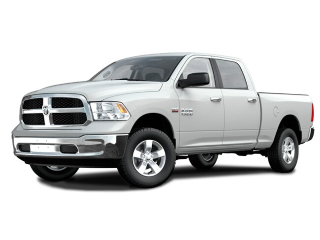 Used 2014 Ram 1500 Big Horn Crew Cab in Lakeland, FL