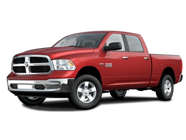 Used vehicle 2014 Ram 1500 SLT Truck Crew Cab for sale near you in Morrilton, AR