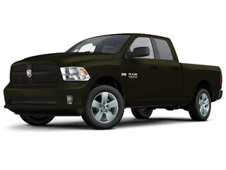 2014 Ram 1500 Tradesman/Express Truck Quad Cab