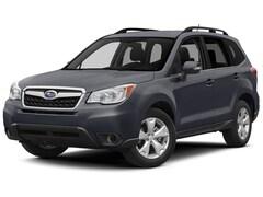 Certified 2014 Subaru Forester 2.5i Premium SUV Franklin, PA
