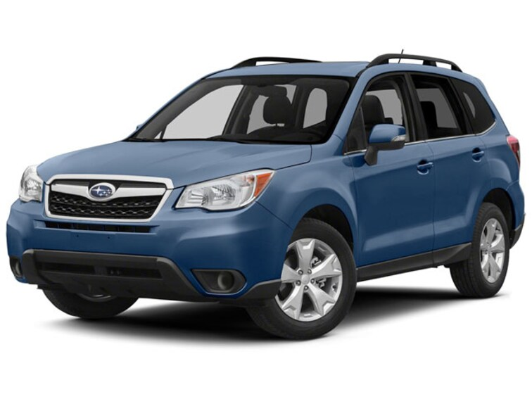 Certified 2014 Subaru Forester 2.5i Premium SUV in Webster, MA