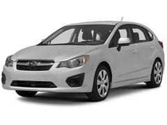 2014 Subaru Impreza Wagon 2.0i Hatchback for sale at Lynnes Subaru in Bloomfield, NJ