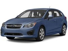 2014 Subaru Impreza 2.0i Sport Premium (CVT) Hatchback