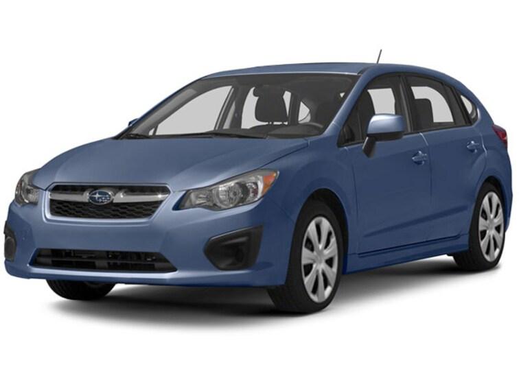 Used 2014 Subaru Impreza 2.0i Hatchback Hadley