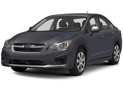 Used 2014 Subaru Impreza 2.0i 4dr Sedan for sale near Greenville, NC