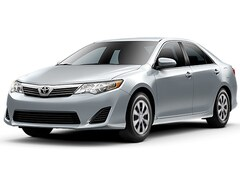 Used 2014 Toyota Camry L Sedan 4T1BF1FK8EU797440 for sale in East Providence, RI at Grieco Toyota