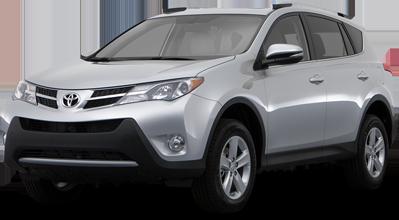 2014 Toyota RAV4 SUV