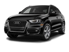 2015 Audi Q3 Certified 2.0T Premium Plus w/ Driver Assistance SUV For Sale in Chicago, IL