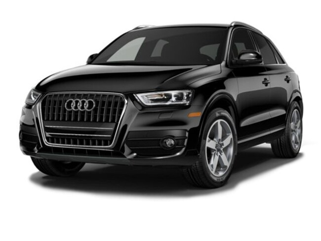 Used vehicles 2015 Audi Q3 2.0T Premium Plus (Tiptronic) SUV for sale near you in Roanoke, VA