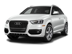 2015 Audi Q3 SUV for sale in Hutchinson, KS at Midwest Superstore