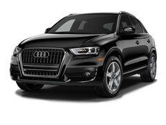Chicago Used 2015 Audi Q3 2.0T Premium Plus FrontTrak  2.0T Premium Plus dealer - inventory