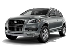 Used 2015 Audi Q7 3.0T Premium Plus SUV for sale in Southampton, NY