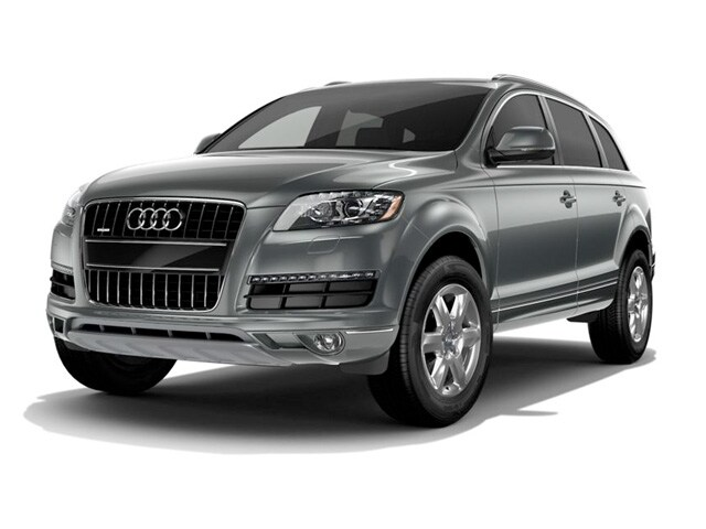 Pre-Owned 2015 Audi Q7 3.0T Premium Plus SUV in Rochester, NY