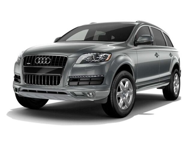 Pre-Owned 2015 Audi Q7 3.0T Premium SUV for sale in Latham, NY