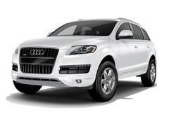 Used 2015 Audi Q7 3.0T Premium Plus Quattro SUV for sale near Kalispell MT