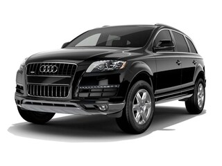 Used 2015 Audi Q7 3.0T Premium SUV in Aberdeen, MD