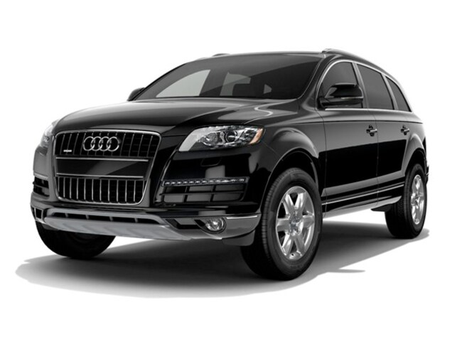 Used 2015 Audi Q7 3.0T Premium Plus SUV for sale in Southampton, NY at Audi Southampton