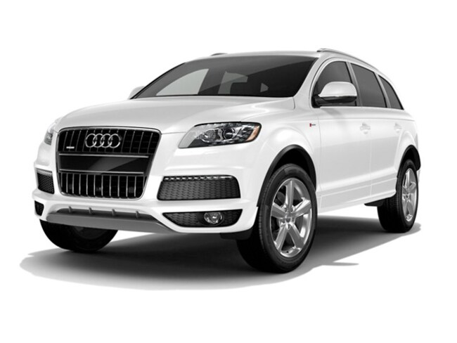 Used 2015 Audi Q7 3.0T S line Prestige SUV for sale in Birmingham, AL