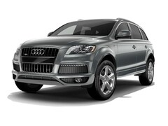 Used Vehicles for sale 2015 Audi Q7 3.0T S line Prestige (Tiptronic) SUV in Irvine, CA