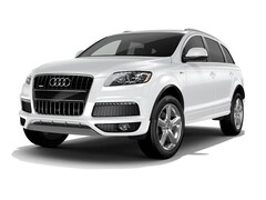 2015 Audi Q7 3.0T S Line Prestige SUV for sale in Los Angeles