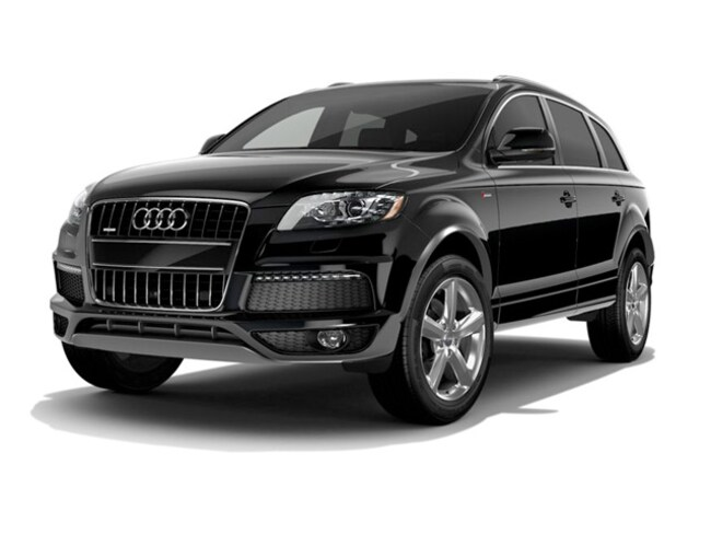 Used Audi Q T S Line Prestige Tiptronic For Sale In Loves - Audi q7 used