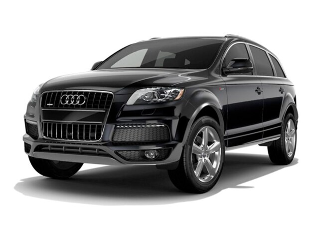 Used Audi Q T S Line Prestige For Sale In Southampton NY - Used cars for sale audi q7