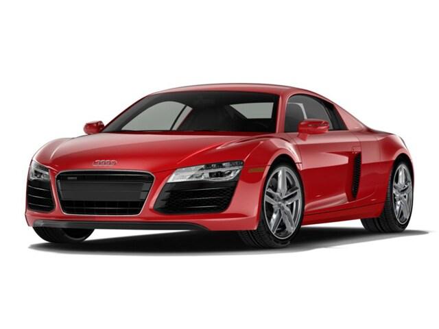 Audi Marietta Electric Audi R8 Getting Inspiration From
