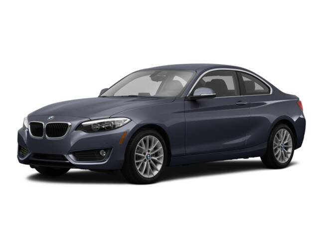 2015 BMW 228i Coupe Coupe